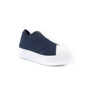 Fessura Hi Line X Navy sneakers