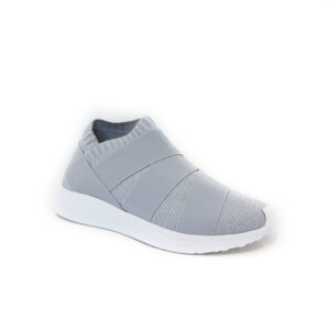 Fessura Run Four Silver Sneakers
