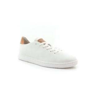 Woden Jane Bright White Leather sneaker