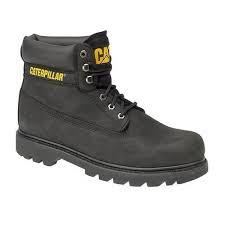 CAT Colorado Black Mens Boots