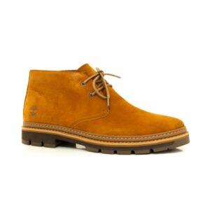 Timberland Port Union Chukka Rust Mens Boots
