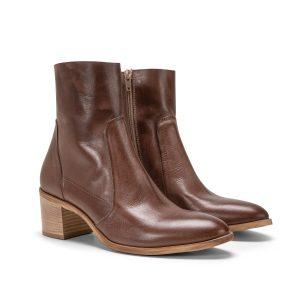 Donna Carolina Capri Chocolate Boots